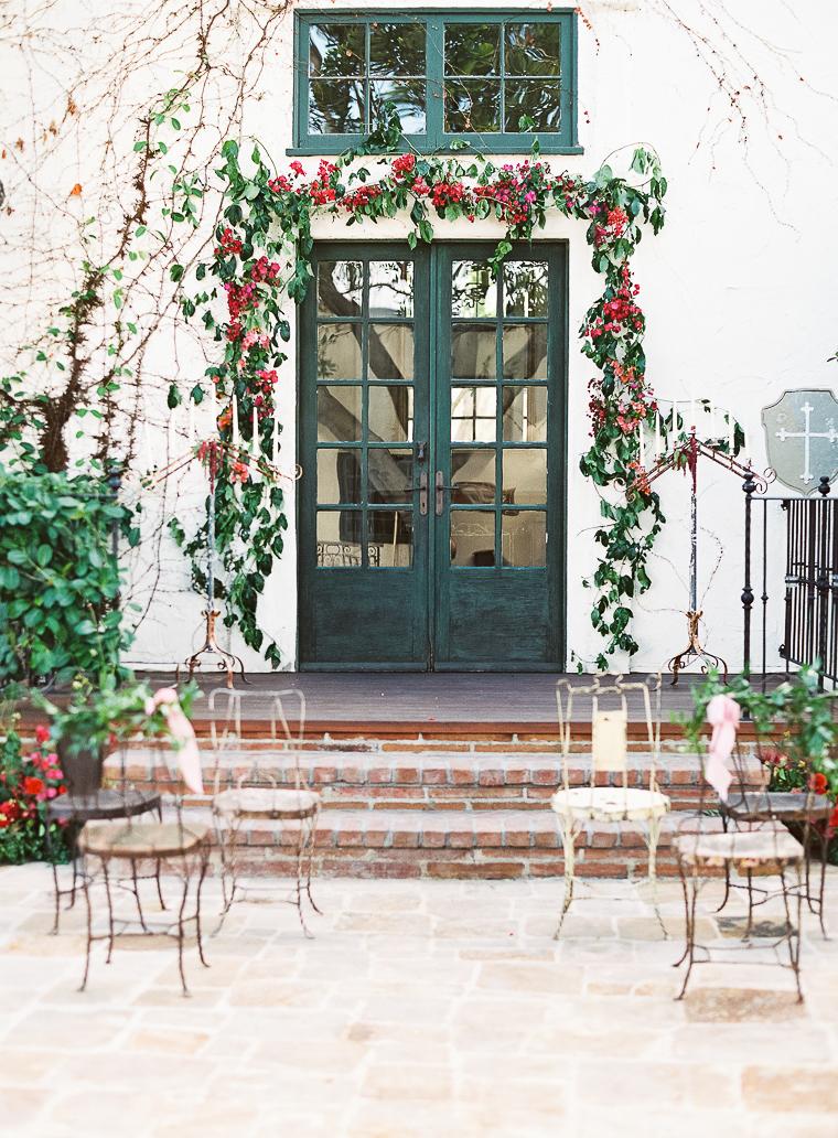 Villa San Juan Capistrano Elopement photographer