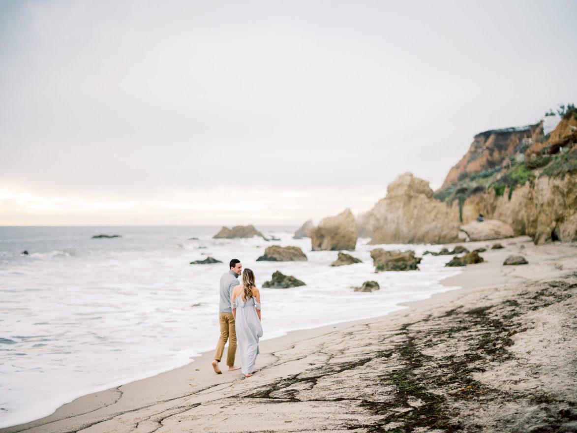 Malibu-Engagement-Session